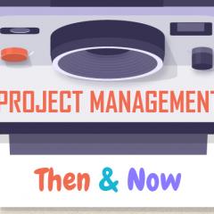 Project Management Then & Now