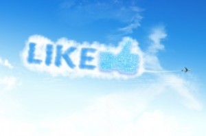 Like in the sky