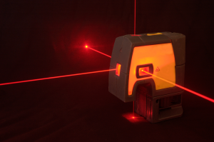 laser measuring tool
