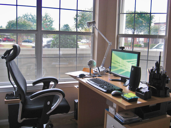 Surprising Set Up A Brilliant Workspace In Your Home Largest Home Design Picture Inspirations Pitcheantrous