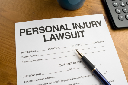Personal Injury Claims Show No Signs of Slowing Down