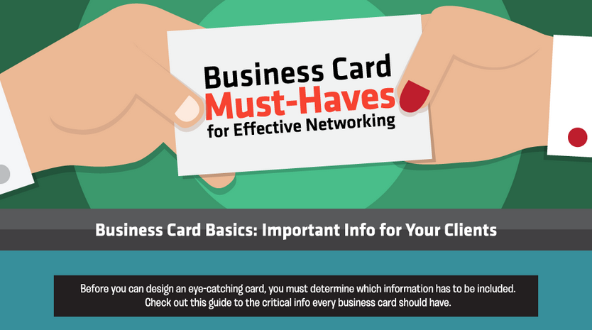 The Forgotten Art Of Business Card Creation