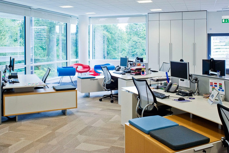 Three Top Tips for Renovating Your Office