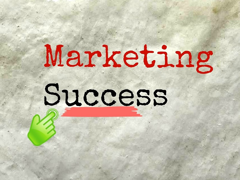 marketing success