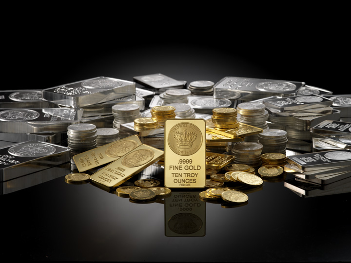 Selling Your Gold Bullion The Easy Way