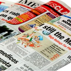 Is Print Media Benefitting Local Communities?