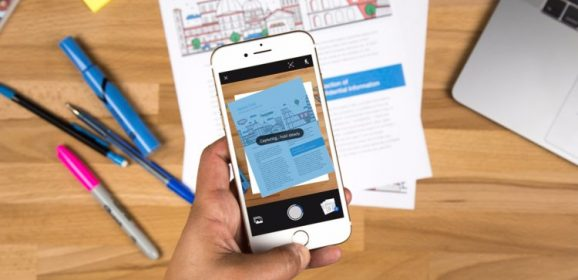3 Ways Your Phone Can Help You Say Goodbye To Paperwork