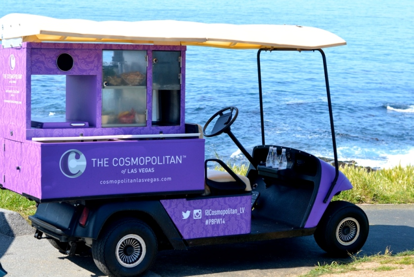 Four Reasons To Use A Food and Beverage Cart For Your Business