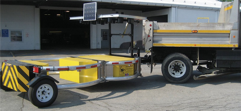 Reducing Accident Damage and Preserving Life Using Truck Mounted Attenuators