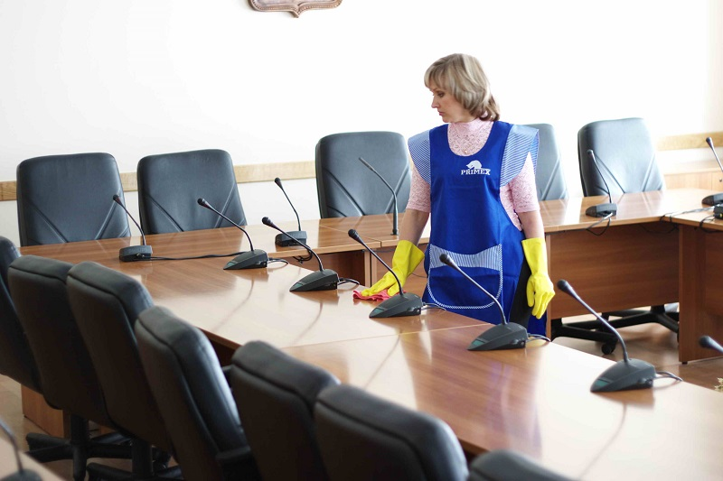 Hiring Contractors to Sanitize Your Business Premises