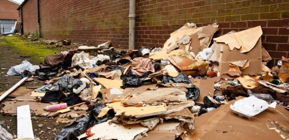 Fly Tipping In Rubbish Removal Bins: Can We Fight Back?