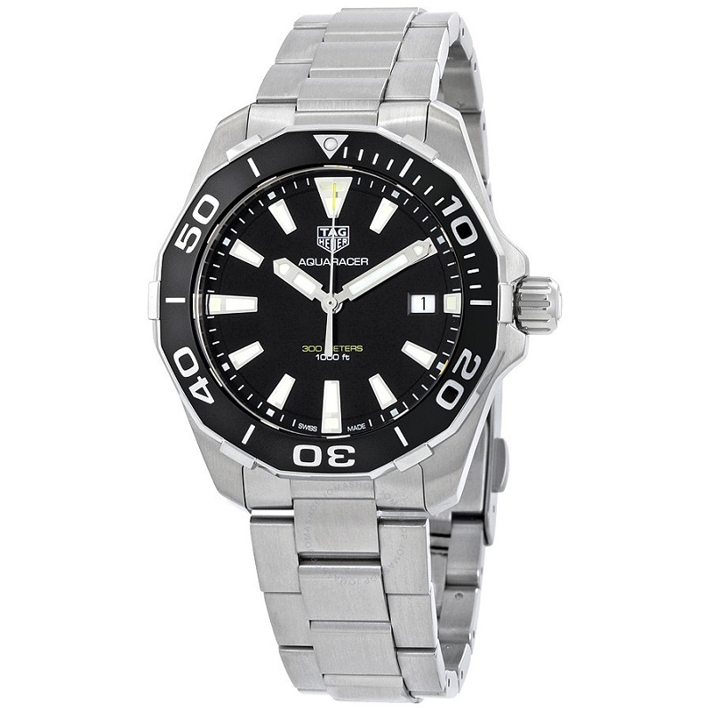 The Aquaracer Watch: The Best Designer Watch for Active People