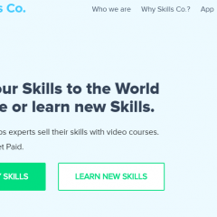 Why Use Skills-co.com To Upload And Sell Your Courses Online?