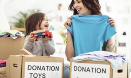 Change the World: Raise Charitable Children