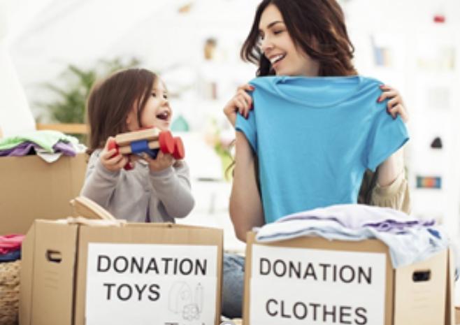 Change the World: Raise Charitable Children