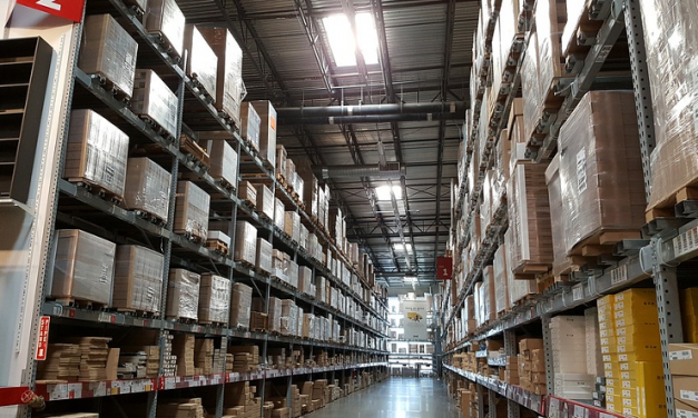 Keeping Your Warehouse Safe During Winter