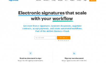 Run Your Business Successfully with SignNow