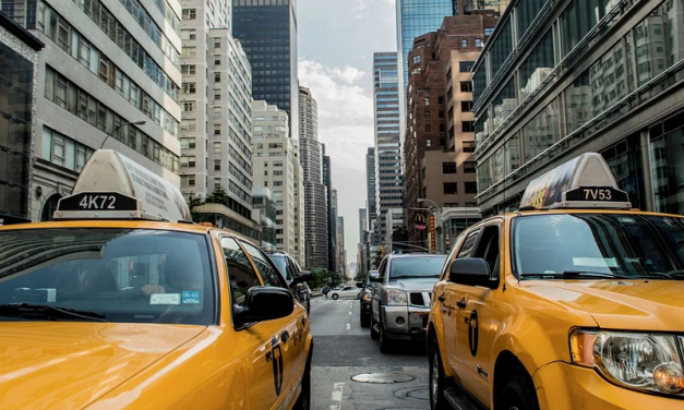 The Settlement You Can Expect For Taxi Cab Accidents