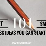 101 Best Small Business Ideas You Can Start Today