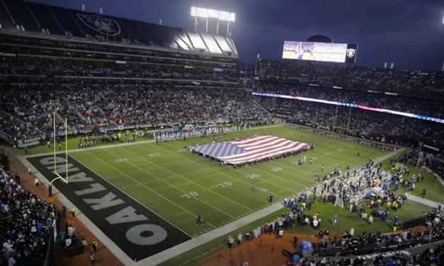 Raiders Set to Open New Stadium Sans Fans