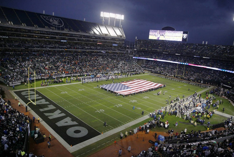 Raiders Set to Open New Stadium Sans Fans