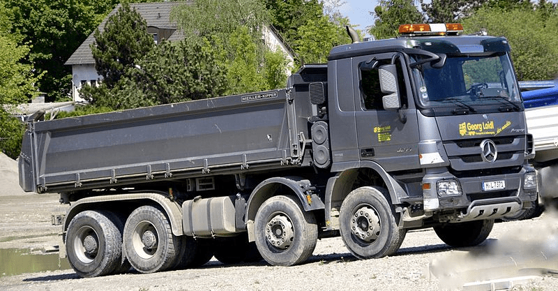 Buying a Used Dump Truck? Here are the Things You Should Inspect