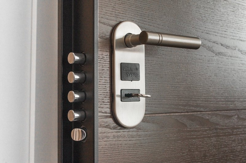 Level up Your Business Security With High-Security Door Lock System