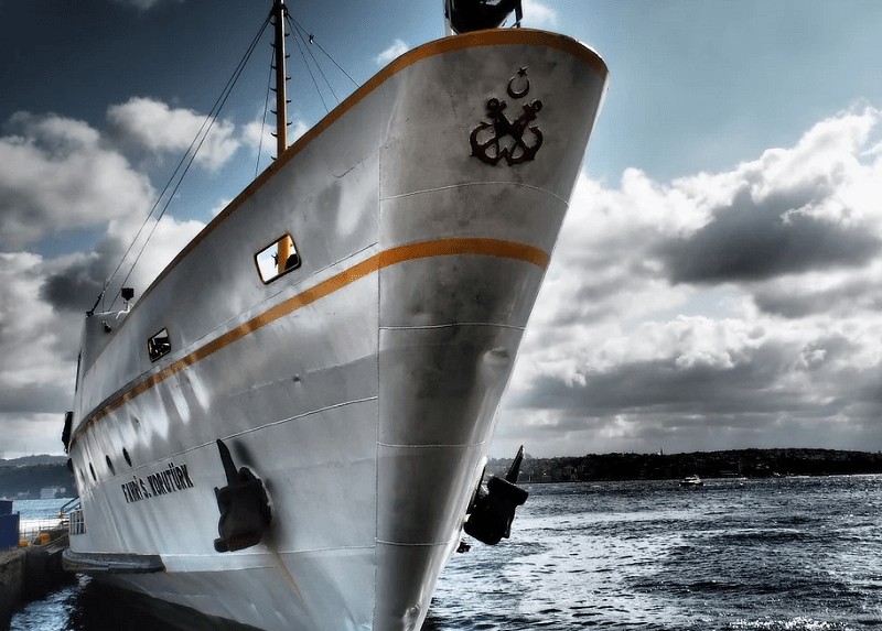 Challenges Facing Reliable Communication Between Ships and Shore