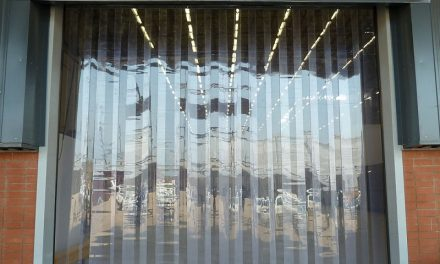 3 Benefits of Strip Curtains
