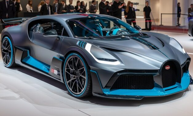 5 Of The Most Expensive Cars In The World